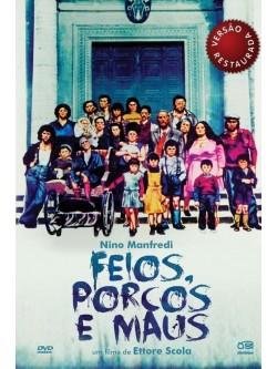 Feios, Sujos e Malvados - 1976