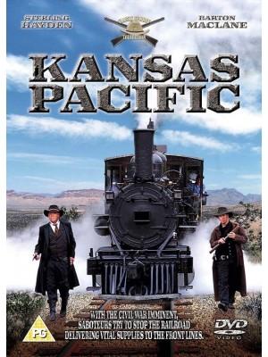 Ferrovia da Morte | Abrindo Horizontes | Sabotagem no Kansas - 1953