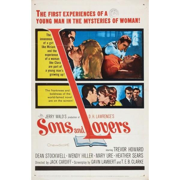 Filhos e Amantes - 1960