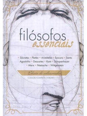Filósofos Essenciais Vol 01 e 02