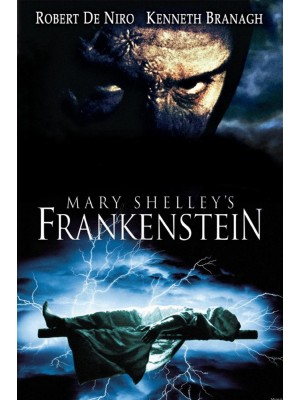 Frankenstein de Mary Shelley - 1994