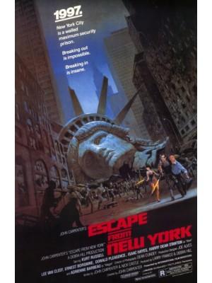 Fuga de Nova York - 1981