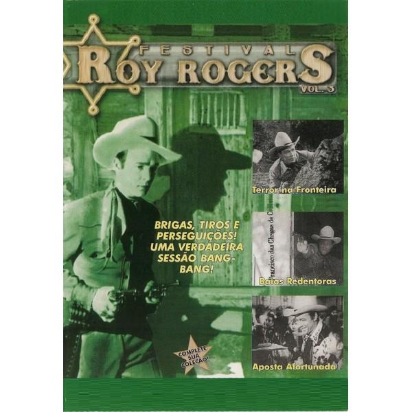 Festival Roy Rogers Vol. 03 - Terror na Fronteira ...