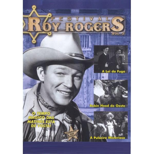 Festival Roy Rogers Vol. 02 - A Lei da Fuga - 1940...
