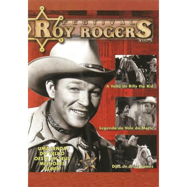 Festival Roy Rogers Vol. 01 - A Volta de Billy the...