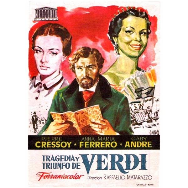 Giuseppe Verdi - o Rei da Melodia - 1953
