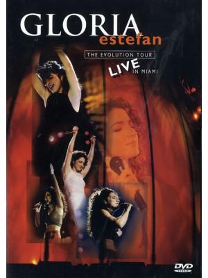Gloria Estefan: The Evolution Tour - Live in Miami - 1997 - Duplo
