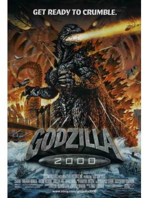 Godzilla 2000 - 1999