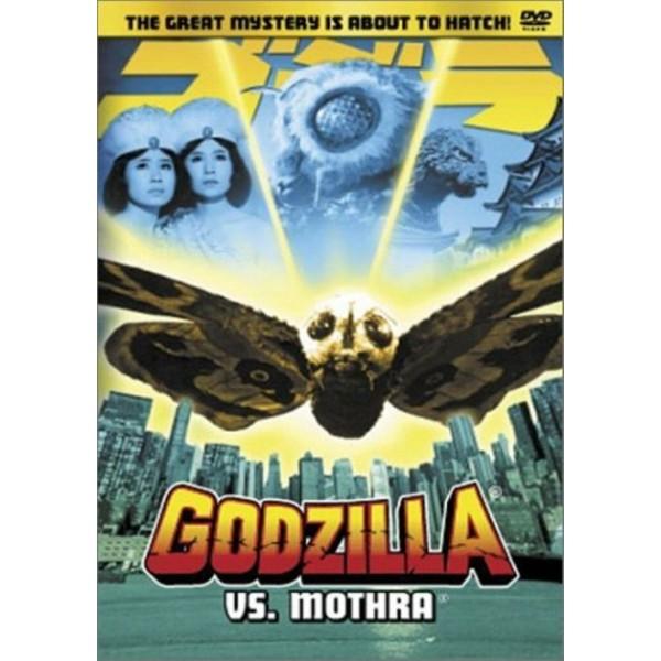 Godzilla Contra a Ilha Sagrada | Godzilla vs Mothr...