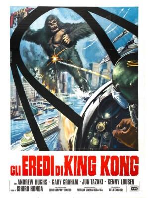 Godzilla - O Despertar dos Monstros - 1968