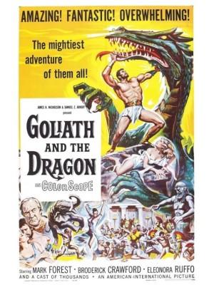 Golias e o Dragão | A Vingança de Hércules - 1960