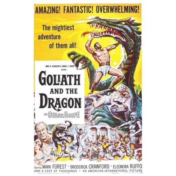 Golias e o Dragão | A Vingança de Hércules - 19...