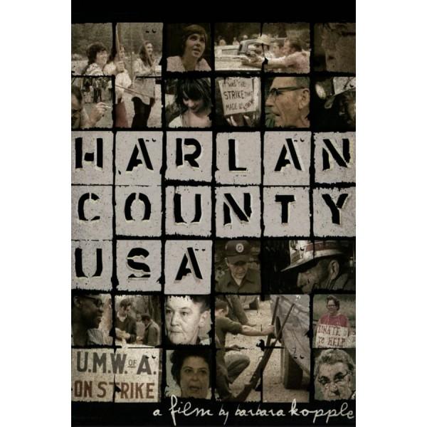 Harlan County: Tragédia Americana - 1976