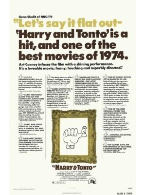 Harry, o Amigo do Tonto - 1974
