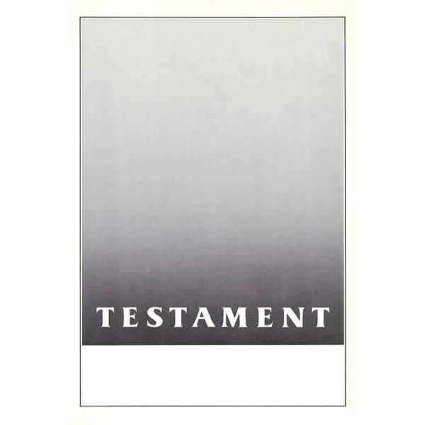 Herança Nuclear | O Testamento - 1983