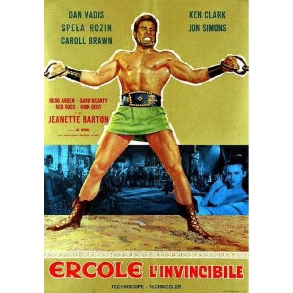 Hércules, o Invencível | Hércules contra o Império dos Elefantes - 1964