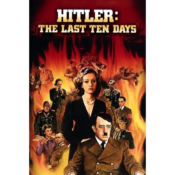 Hitler - Os Últimos 10 Dias - 1973