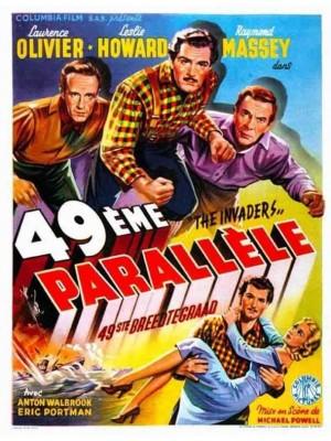 Invasão de Bárbaros   Paralelo 49   Os Invasores - 1941