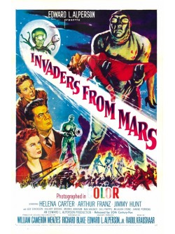 Invasores de Marte - 1953