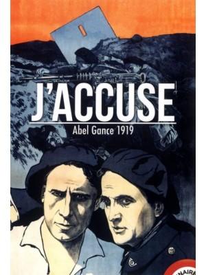 J'Accuse! Eu Acuso - 1919 - Duplo