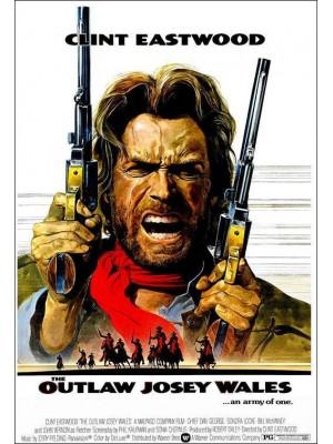 Josey Wales - O Fora da Lei - 1976