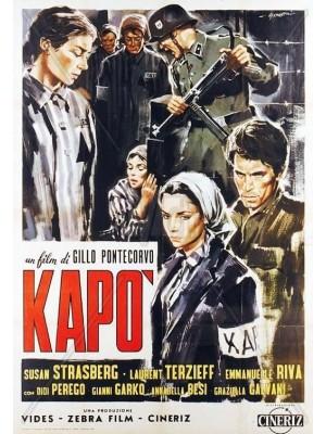 Kapo - Uma História do Holocausto - 1960
