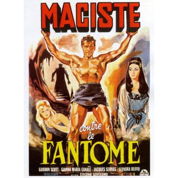 Maciste Contra o Vampiro - 1961