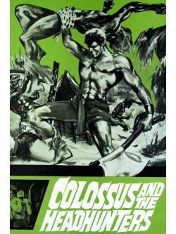 Maciste Contra os Caçadores de Cabeças - 1963
