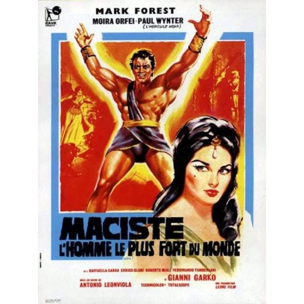 Maciste Contra os Lanceiros | O Filho de Hércules...