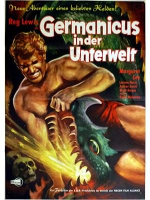 Maciste Contra os Monstros - 1962