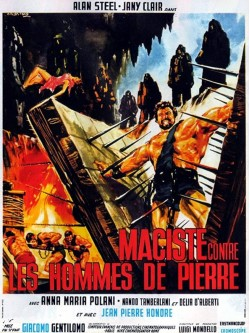 Maciste e a Rainha de Samar | Hércules Contra os Homens da Lua | Maciste contra o Capital | Maciste Contra os Homens de Pierre - 1964