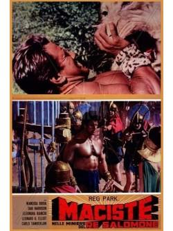 Maciste nas Minas do Rei Salomão - 1964