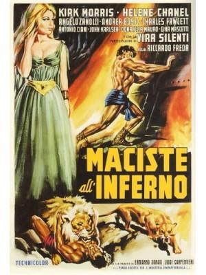 Maciste no Inferno - 1962