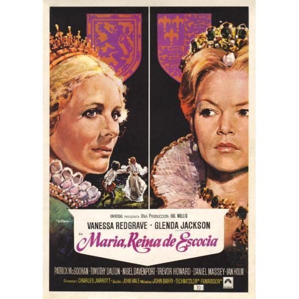 Mary Stuart - Rainha da Escócia - 1971