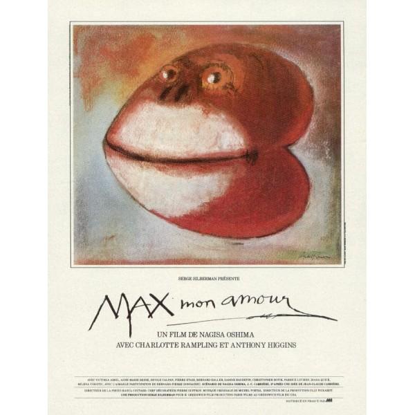 Max, Meu Amor - 1986