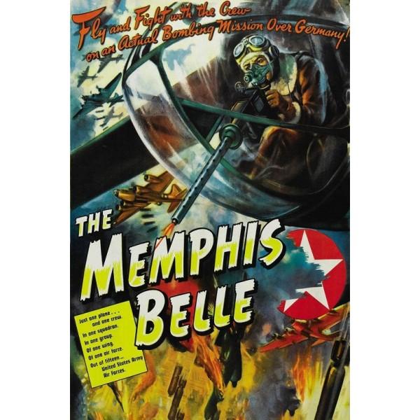 Memphis Belle: Uma História de uma Fortaleza Voad...