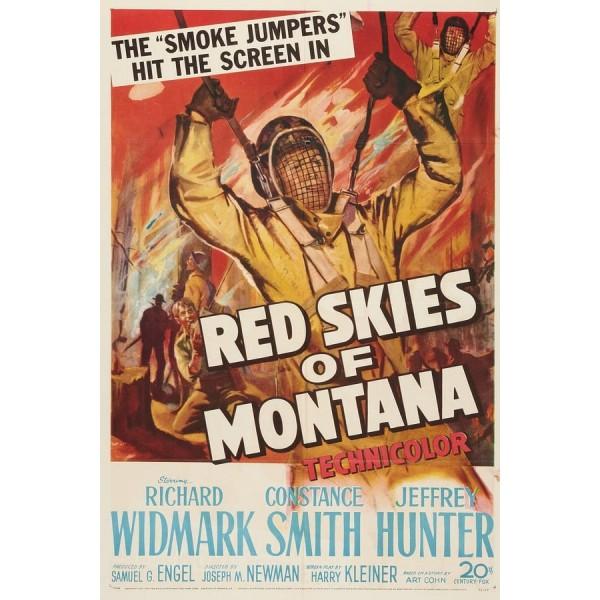 Montanhas Ardentes - 1952