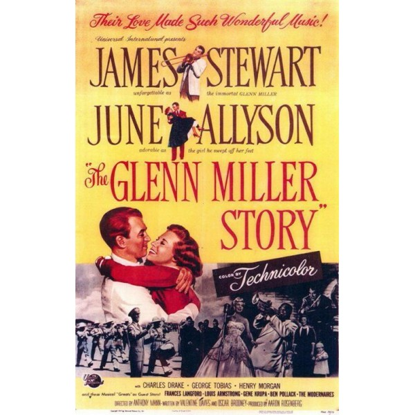 Música e Lágrimas - A História de Glenn Miller ...