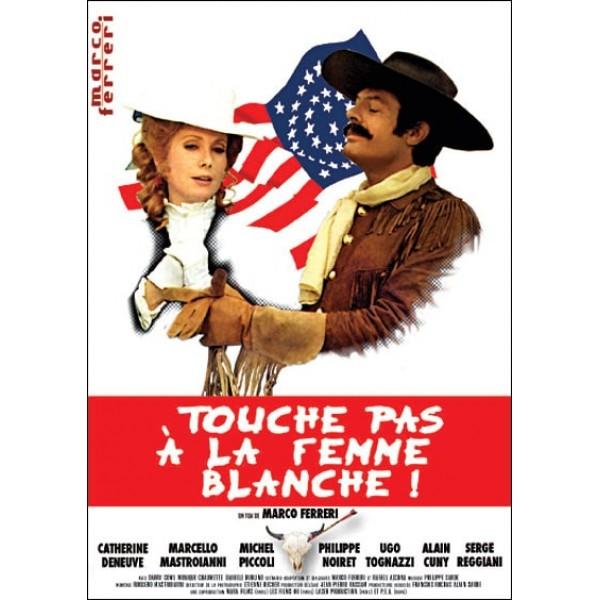 Não Toque na Mulher Branca - 1974
