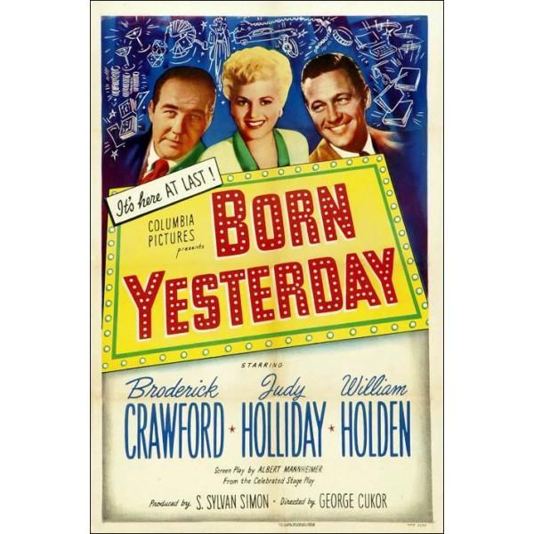 Nascida Ontem - 1950