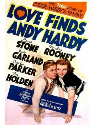 O Amor Encontra Andy Hardy - 1938