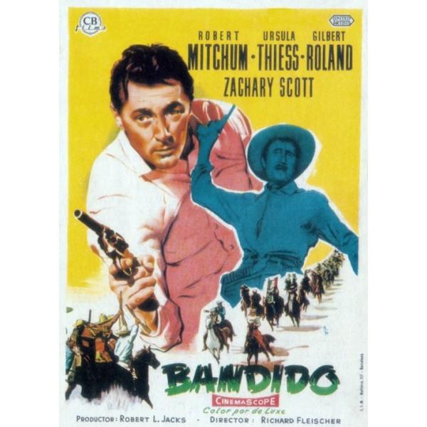 O Bandido - 1956