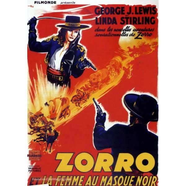 O Chicote do Zorro - 1944