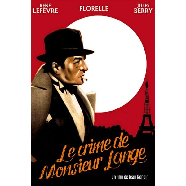 O Crime de Monsieur Lange - 1936
