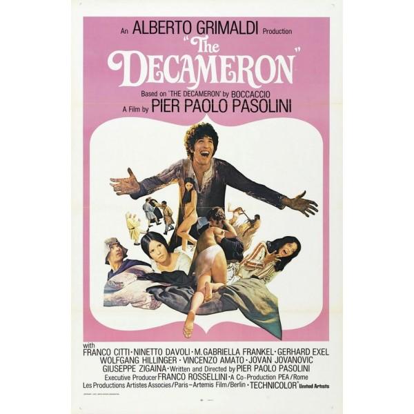 O Decameron - 1971