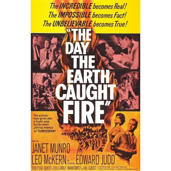 O Dia em Que a Terra Se Incendiou - 1961