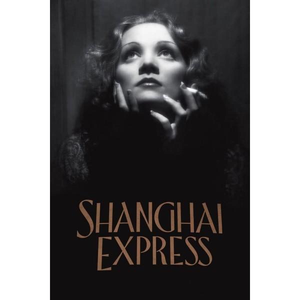 O Expresso de Shanghai - 1932