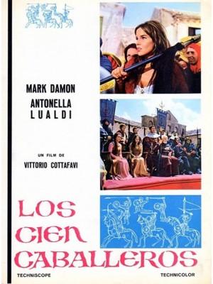 O Filho de El Cid | Os Cem Cavaleiros - 1964