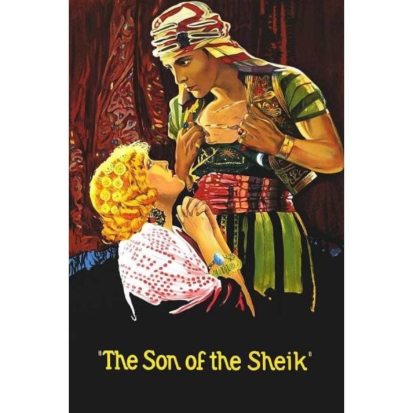 O Filho do Sheik - 1926