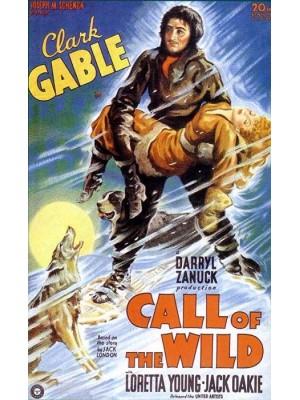 O Grito Das Selvas | Um Cão Chamado Buck - 1935